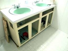 bathroom vanity doors replacement excellent install sink replace large size of chic and pr