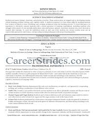 Science Tutor Sample Resume Resume Science Teacher Sample With No Skills Is One Of The Best Idea 3