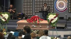 Image result for Stephon Clark funeral