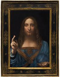 "a new biography of the renaissance genius the new york times ""salvator mundi"" for 450 3 million in credit christies via european pressphoto agency leonardo da vinci"