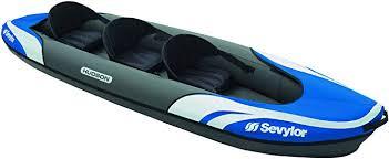 Sevylor Hudson Test et avis sur un kayak gonflable réputé – Kayak Gonflable