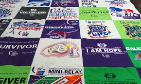 Running T-Shirt or T-Shirt Quilt - Project Repat | Groupon & Project Repat - Project Repat: One Boston Marathon Specialty T-Shirt or One  Upcycled ... Adamdwight.com