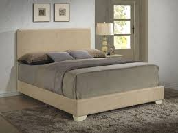 Queen Upholstered Bed with Mattress Set & Free Delivery in NYC