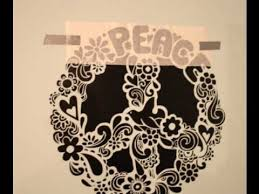 Decor Designs Decals Stunning Decor Designs Decals Applying Your Wall Decal YouTube
