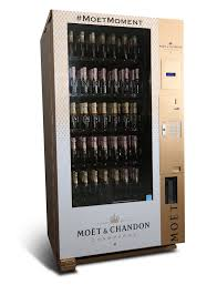 Vending Machine In French Mesmerizing This Weekend Only Champagne Vending Machine In Nola GoTidbits