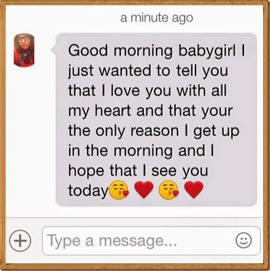 funny good morning messages for he