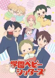 Babysitters Online Free Watch Gakuen Babysitters Online Free Animehub