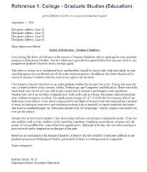 college admissions letter of recommendation sample college letter of recommendation pdf wamcrhomes