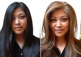 Hair Style Before And After gina khan salon wow hair makeover and hair styling gallery 4105 by wearticles.com