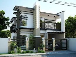 modern two story house plans house design 2 y inspirational new 2