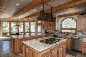 rustic kitchen cabinets ultimate design guide rustic granite countertops