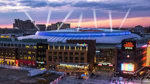 google office location. Google Confirms Its New Office Space Location Next To Little Caesars Arena | Crain\u0027s Detroit Business