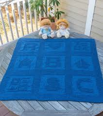 Free Knitting Patterns For Baby Blankets Custom Decorating Design