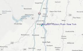 Hudson River Tide Chart Kingston Kingston Hudson River New York Tide Station Location Guide