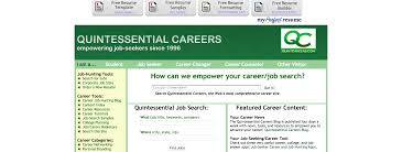 12 resources and sites to help you look for a new job workpulse quintessential careers