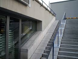 create a permanent ramp for the stroller example on subway stairs