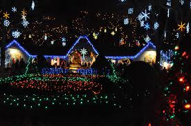 La Salette Christmas Lights 2016 10 Christmas Light Displays In Rhode Island And