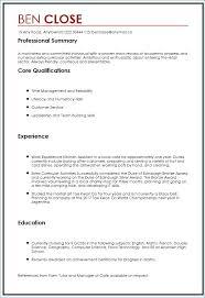 Resume For Teenager First Job Ceciliaekici Com