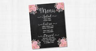 Chalkboard Menu Templates 24 Chalkboard Menu Templates Ai Docs Pages In Design