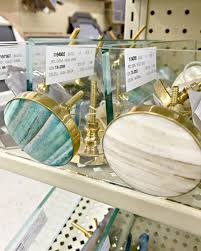 Decorative Balls Hobby Lobby The BEST Place to Find Beautiful Knobs and Pulls from Thrifty 80
