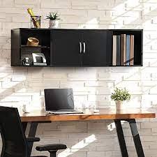 fitueyes wall mounted desk hutch