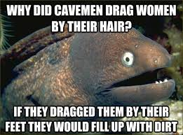 Image result for drag them by the hair