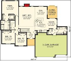 3 bedroom house plans with garage and basement. plan 89847ah: traditional ranch home 3 bedroom house plans with garage and basement o