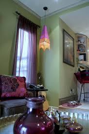 Purple And Green Bedroom Custom Made Sheer Drapery Panels And Custom Made Decorative