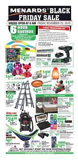 menards black friday 2019 ad s and deals