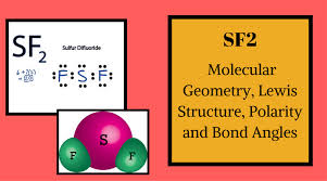 Vsepr Chart Polarity Sf2 Molecular Geometry Lewis Structure Polarity And Bond