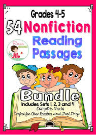 Reading Comprehension Passages and Questions | Reading passages ...