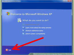 Windows xp asian language package