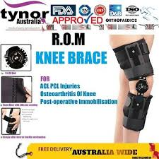 Tynor R O M Knee Brace Range Of Motion Post Op Acl Pcl