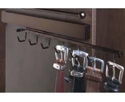 sidelines deluxe series belt rack oil rubbed bronze