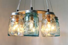 Gl Jar Light Fixture Easy Craft Ideas