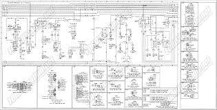1973 1979 ford truck wiring diagrams schematics fordification net 1979 ford ignition wiring diagram 1973 1979 ford truck wiring s schematics fordification net inside f150