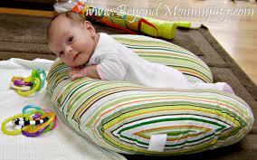 s boppy pillow tummy wm
