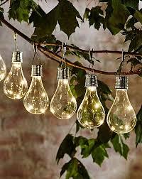 smart garden solar light bulb 6 pack