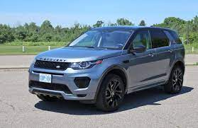 Suv Review 2018 Land Rover Discovery Sport In The Crowded Luxury Crossover Segment The Land Rover Land Rover Discovery Land Rover Land Rover Discovery Sport