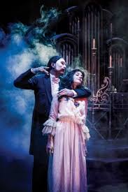 THE PHANTOM OF THE OPERA - Succeeds in the quality of its talents