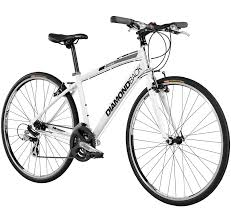 com diamondback bicycles 2016 insight 1 performance hybrid bike 700cm wheels 22 inch white sports outdoors