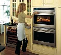 double oven microwave combo. In Wall Double Oven Built L Series By Wolf On Ge . Microwave Combo