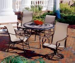 West Wing mercial Sling Aluminum Furniture