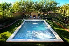 Backyard Swimming Pool Design Interesting Decorating