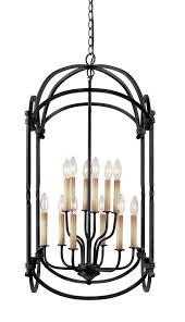 interior lantern lighting. World Imports Lighting 61407-42 Hastings 12-Light Foyer Lantern, Rust - Pendant Porch Lights Amazon.com Interior Lantern G