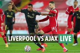 Liverpool vs Ajax LIVE SCORE: Curtis Jones breaks deadlock – stream FREE,  TV, Champions League latest updates