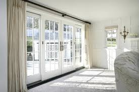 exterior doors with built in blinds sliding patio doors with internal blinds org home depot entry