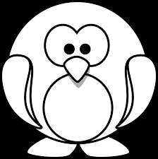 Cute Baby Penguin Coloring Pages Zoloftonline Buyinfo