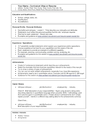 Power Word For Resumes Resume Power Words Resume