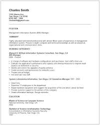Simple Objectives For Resume Examples Of Resumes Objectives Resume